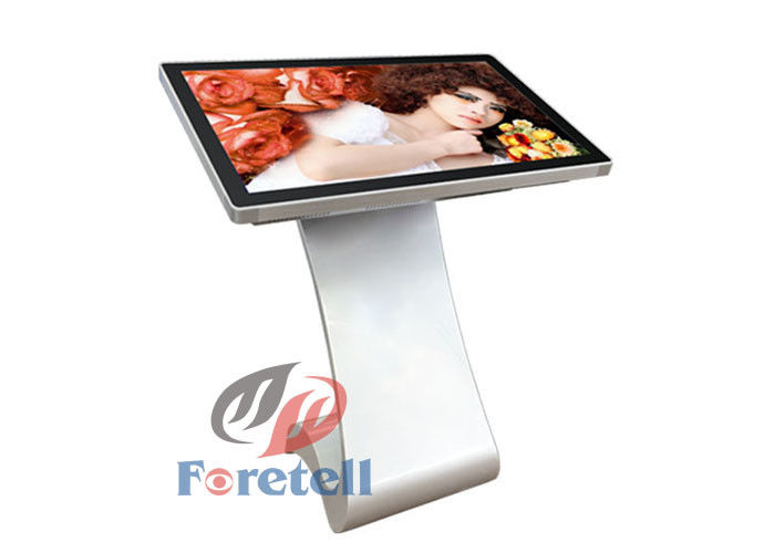 Shopping Mall Interactive Touch Screen Digital Signage With Multi Touch Lcd Panel