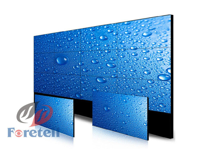 Seamless LCD Video Wall System For Indoor Digital Signage Project Long Life Span